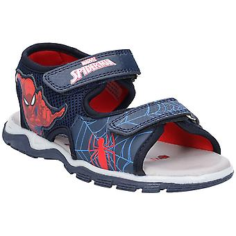 Leomil Boys Spiderman Lightweight Flexible Sporty Sandals