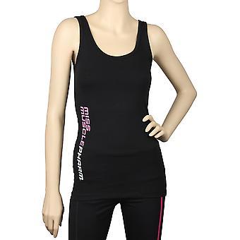MusclePharm Miss MusclePharm Womens Tank Top - Black