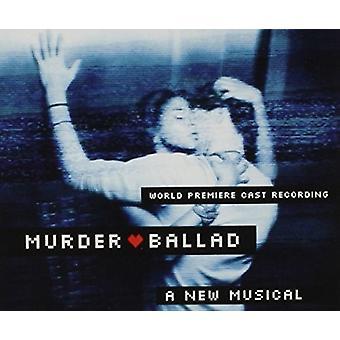 Murder Ballad / O.B.C.R. - Murder Ballad / O.B.C.R. [CD] USA import