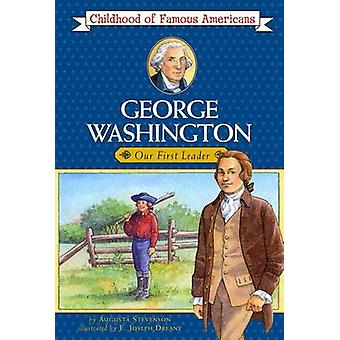 George Washington - Young Leader by Augusta Stevenson - 9780020421504