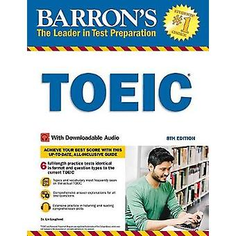 TOEIC by TOEIC - 9781438011837 Book