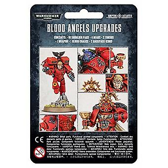 Spel workshop-Warhammer 40 000-Blood Angels uppgraderingar