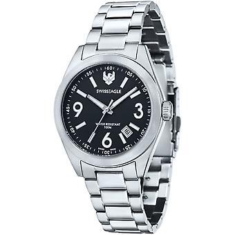 Swiss Eagle SE-9058-11 Heren Horloge