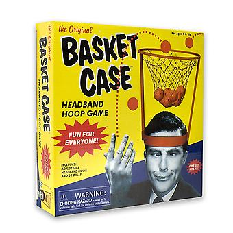 The Original Basket Case Headband Hoop Game