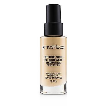 Smashbox Studio Skin 24 Hour Wear Hydrating Foundation - # 1.0 (fair With Cool Undertone + Hints Of Peach) - 30ml/1oz