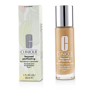 Clinique Beyond Perfecting Foundation & Concealer - nr 09-Neutral (MF-N) 30ml / 1oz