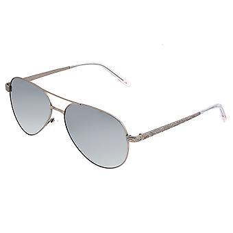 Cucciolata da occhiali da sole Void Titanium Polarized - Gunmetal/Silver
