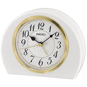 SEIKO CLOCKS ANALOG Analog Quartz Alarm Clocks QXE054W
