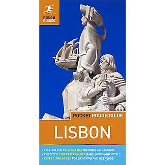Pocket Rough Guide Lisbon - Lisbon Travel Guide - (Travel Guide) by Ro