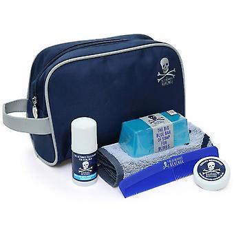 De Bluebaarden wraak body kit-SOAP/D geurende/hydraterende/handdoek/kam en Kit