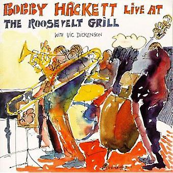 Bobby Hackett - Live at the Roosevelt Grill [CD] USA import