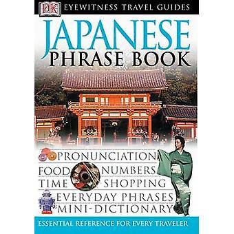 Japanese Phrase Book by Dorling Kindersley Publishing - 9780789494900