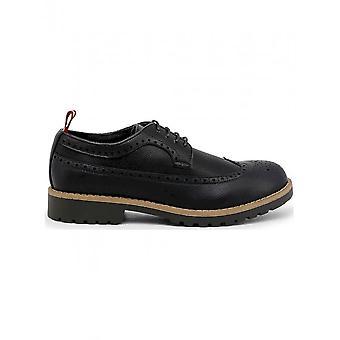 Duca di Morrone - Chaussures - Chaussures lacets - BRADFORD-BLACK - Hommes - Schwartz - 43
