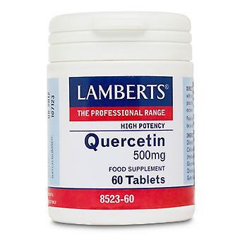 Lamberts quercetin 500mg tabletter 60 (8523-60)