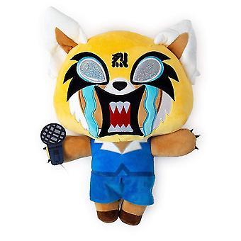 Plüsch Hugme - Aggretsuko - Karaoke Retsuko weiche Puppe Kidrobot KR15679
