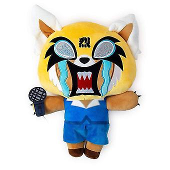 Plush Hugme - Aggretsuko - Karaoke Retsuko Soft Doll Kidrobot KR15679