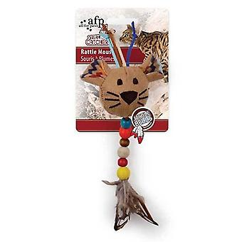 Catnip Cat Toys Rattle Mouse