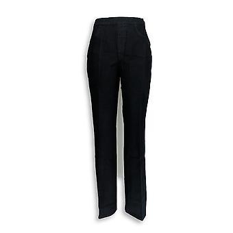 Isaac Mizrahi Live! Vrouwen ' s jeans 24/7 denim Boot Cut blauw A270047