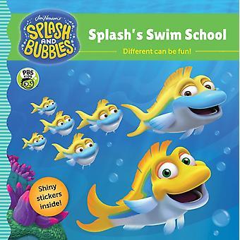Splash and Bubbles Splashs Swim School par la société Henson Jim