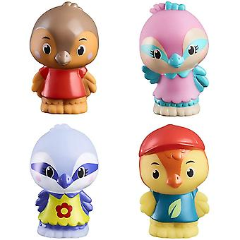 Timber Tots  4 Figure Pack - Twitwit Family