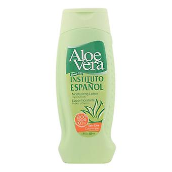 Hidratante Aloe Vera Lotion Instituto Español (500 ml)