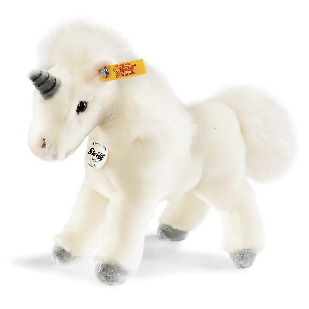 Steiff Starly Unicorn White
