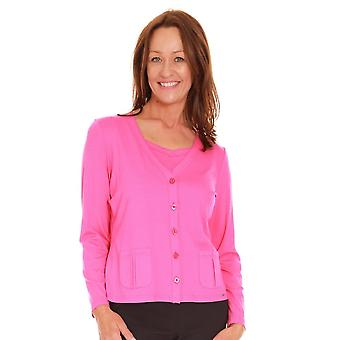 LUCIA Lucia Cardigan Pink Or Blue 44 413220