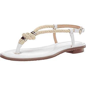 MICHAEL Michael Kors Holly Sandal Optic White Rope/Nappa 7,5