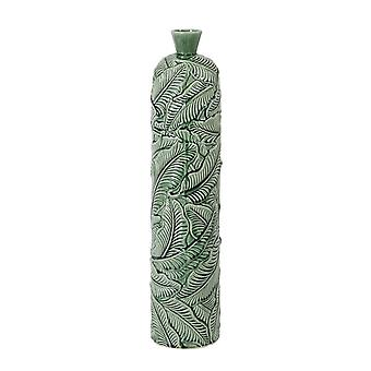 Light & Living Vase Deco 17x73.5cm Lavero Ceramics Seagreen