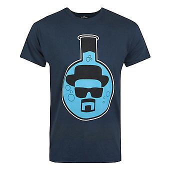Breaking Bad Round Bottom Flask Men's T-Shirt