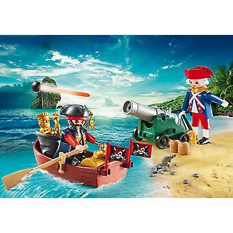 PLAYMOBIL piratów 9102 Raiders futerał