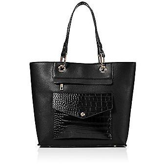 HotterElizabeth Woman Bag ToteNero (Black/Black Croc)36x28x45 Centimeters (W x H x L)