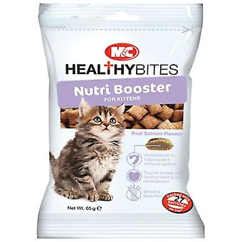 Mark & Chappell Functional Snacks Nutri Booster Kittens (Cats , Treats , Biscuits)