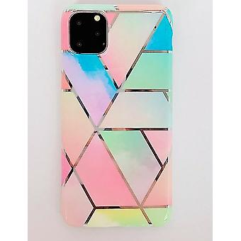 Mobile shell for iPhone X/XS different shades of pastel colors