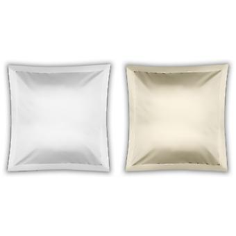 Belledorm 100% Cotton Sateen Continental Pillowcase