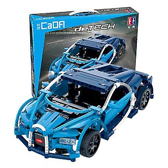 CaDFI, Radio Controlled Car - Blue