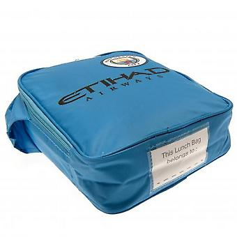 Manchester City FC Kit Lunchtasche