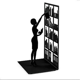 Bibliothèque de serre-livres
