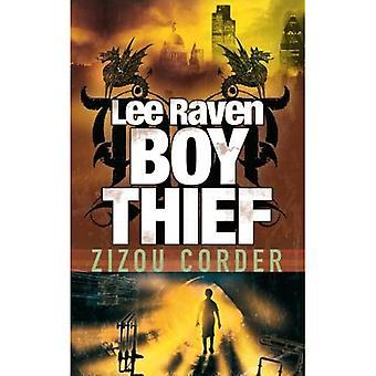 Lee Raven, niño ladrón
