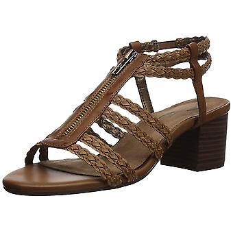 Aerosoles Womens Mid Range Open Toe Casual Strappy Sandals
