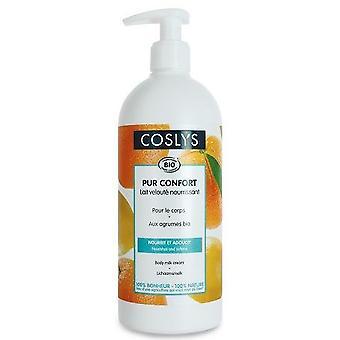 Coslys Body Milk with Citrus + Dispenser 500 ml