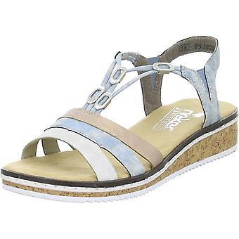Rieker V36G440 universal Sommer Damen Schuhe
