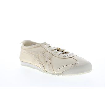 Onitsuka Tiger Mexico 66  Mens Beige Tan Low Top Sneakers Shoes