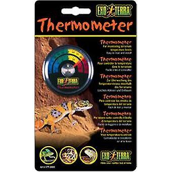 Exo Terra EXO TERRA TERMÓMETRO REDONDO (Reptilien , Messung und Regelung , Thermometer)