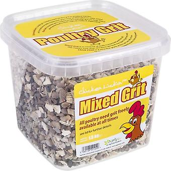 Agrivite Mixed Chicken Grit