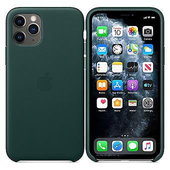 Apple Leather Case for iPhone 11 Pro Forest Green Green Case Protective Phone Case Case