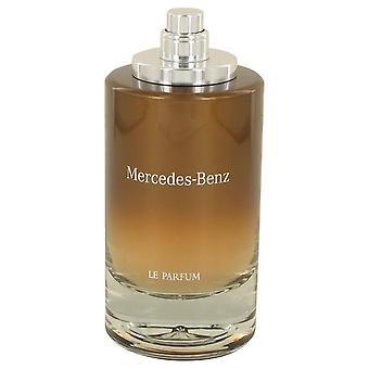 Mercedes Benz Le Parfum Eau De Parfum Spray (Tester) By Mercedes Benz 4.2 oz Eau De Parfum Spray