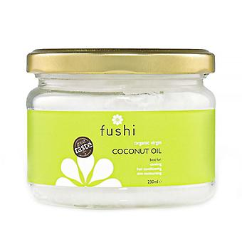 Fushi Wellbeing Organic Virgin Cold Pressed Coconut Oil 230g (F0010457A)
