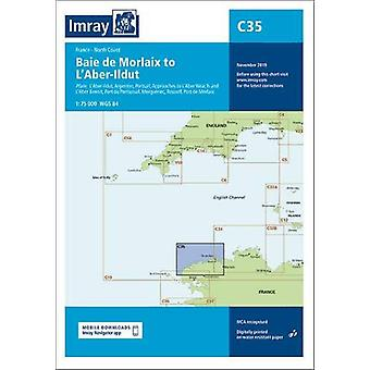 Imray Chart C35 - Baie de Morlaix to L'Aber-Ildut - 2019 by Imray Imray