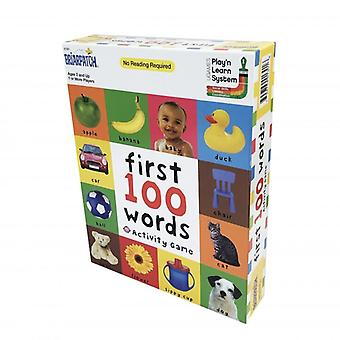 Briarpatch first 100 words Activity Game